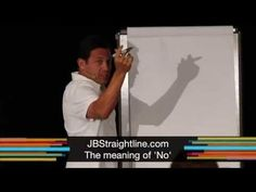 Jordan Belfort's Straight Line - Sales Myths 04 The Meaning of No - YouTube