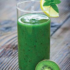 Kiwi Morning Energy Smoothie