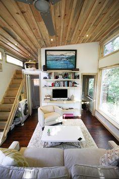 Tiny Portable Cedar Cabins: The Urban Cabin