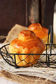 Brioche! The best bread recipe ever!
