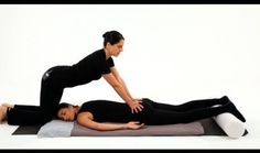 How to Give a Lumbar Spinal Massage | Shiatsu Massage