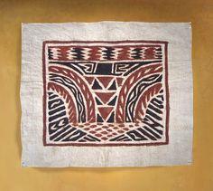 Samoan Siapo (Tapa Cloths)