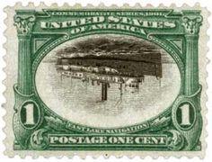 1901 1c Fast Lake Navigation Invert