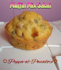 Pappa Al Pomodoro: Muffin Mix Salati