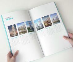 Sim Lian Annual Report 2010 by Egg Creatives, via Behance