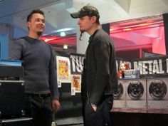 Jysky Strandberg & Roo Chapus @ FME 2012