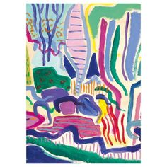 IKEA Lámina Josef Frank, Ikea Family, Creations, Images, Kids Rugs, Draw, Illustration, Artwork, Painting