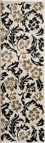 "Momeni Rug Dream 2'3"" x 7'6"" Runner DR-55 Ivory DREAMDR-55IVY2376"