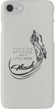 A Little More Altitude iPhone 8 Cases