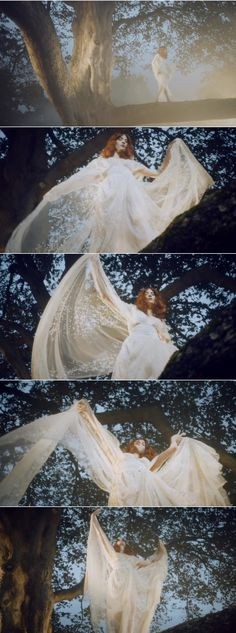 "Florence and the Machine ""Shake it Out"" screencaps"