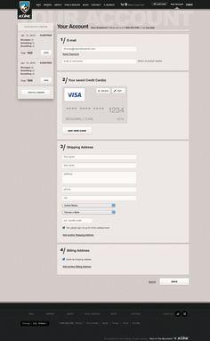 Kühl.com E-commerce on Behance