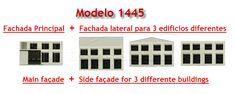 Nueva serie de Edificios de Papel para Fábricas y Almacenes - No te la pierdas!