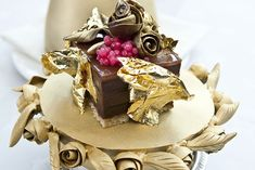 World's most-expensive dessert-cake - $34,000