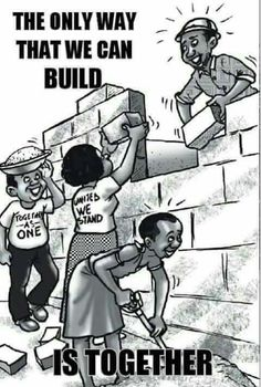 Yes, we can build more together than we can ever do alone