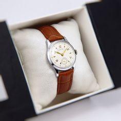 Pobeda Rare Mint Soviet Early Tiny Dress Watch от BestVintage4You