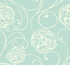 Stacy Garcia Geo Flower Scroll Pattern #: GC0747