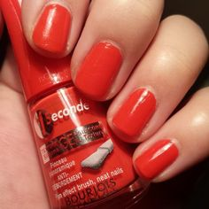 Bourjois 1 Seconde - Rouge Poppy (10)
