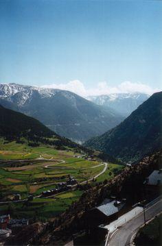 Foto realizada en semana santa del 2002 en Andorra.