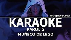 muñeco de lego karaoke - YouTube