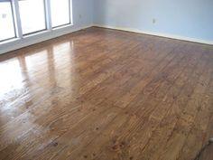 Diy Plywood Wood Floors. Full Instructions! Save A Ton On Wood Flooring.