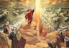 El Dios del Antiguo Testamento: Un Dios intruso y vengativo castigador de cualquier desacuerdo con él, que choca frontalmente con el Dios del amor de Jesús
