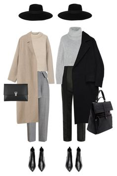 """""""140   by SI"""" by sarahiracheni ❤ liked on Polyvore featuring Acne Studios, Whistles, Vilshenko, Proenza Schouler, Dion Lee, Hachung Lee, Zara and Maison Michel"""