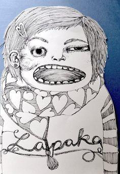 Lapaka, Künstlerin: Lina Ehrentraut