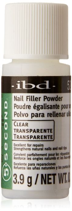 IBD 5 Second Nail Filler Powder >>> Check this awesome product by going to the link at the image.