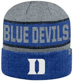 outlet store 33426 a3ed9 Top of the World Adult Top of the World Duke Blue Devils Below Zero II  Beanie