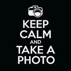 Kepp Calm e tira fotos LOL
