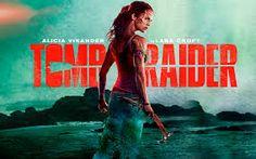 Tomb Raider (2018) 480p HDCamRip Full Movie Download [191MB]