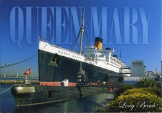 Queen Mary postcard | Recent Photos The Commons Getty Collection Galleries World Map App ...