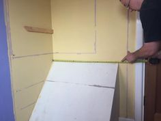 How To Measure A Stairs Bulkhead - The Cabin Bed Company Stairs Bulkhead, Building A Cabin, Bed Company, New Beds, Floor Space, Small Boxes, Storage Spaces, Tile Floor, Flooring