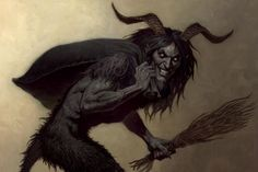 The Krampus Gallery of Holiday Doom! - HowStuffWorks