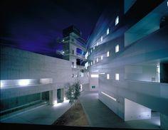 Social Sciences & Humanities Building | University of California, Davis, California | Antoine Predock Architect