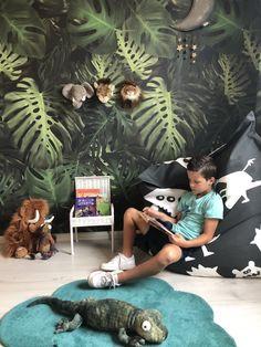15 Ideas Baby Wallpaper Room Rugs For 2019 Kids Bedroom Boys, Cool Kids Rooms, Boys Bedroom Decor, Baby Bedroom, Boy Room, Boys Jungle Bedroom, Cool Baby, Chambre Nolan, Deco Jungle