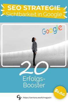 20 Erfolgs-Booster zu mehr Sichtbarkeit in Google. Schritt für Schritt mit dem SEO Diver von ABAKUS erklärt. #suchmaschinenoptimierung #seo #onlinemarketing #marketing