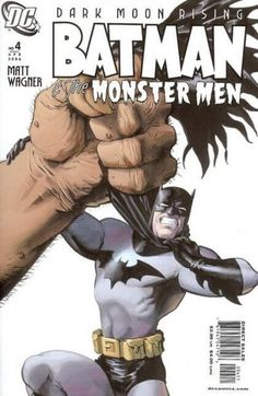 Batman and The Monster Men no.4
