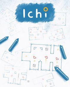 Ichi- puzzle game