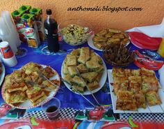 Party Finger Foods, Party Time, Side Dishes, Bridal Shower, Food And Drink, Mexican, Snacks, Breakfast, Ethnic Recipes