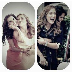 Sasha Alexander & Angie Harmon