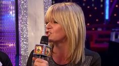 Zoe Ball jokes that she won't be going to Strictly wrap party on It Takes Two spin off show.