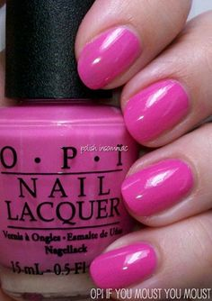 OPI If You Moust You Moust