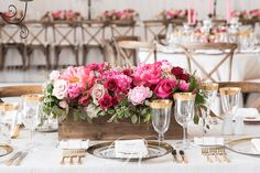 Centerpieces - Wedding Decor Toronto Rachel A. Clingen Wedding