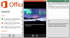 Microsoft introduces Office on Windows Phone 8, works nicely on your mobile device | WinBeta
