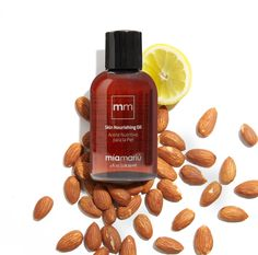 Help your skin look and feel healthy and gorgeous with the Skin Nourishing Oil! http://www.miamariu.com/en/index.php/products/oil#oil-3