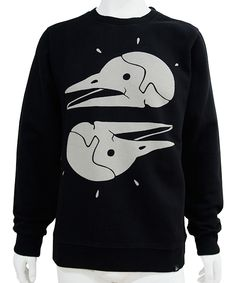 BY PARRA - NO SKULLS PLEASE CREW NECK (BLACK) http://www.raddlounge.com/?pid=86114599 * all the merchandise can be purchased by Paypal :) www.raddlounge.com/ #streetsnap #style #raddlounge #wishlist #stylecheck #fashion #shopping #unisexwear #womanswear #clothing #wishlist #brandnew #rockwell #byparra #parra