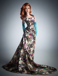 """JAMIEshow Ivy Jordan ~ In SSP Bellissima convention outfit """"Aquerello"""" ~ wig by Ilaria ~ Image and styling by Tom Logan ~ The Studio Commissary/kw"""