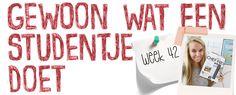 Gewoon wat een studentje 's avonds eet: Leonie's week 42: naar Paradiso, GOED NIEUWS, vett...