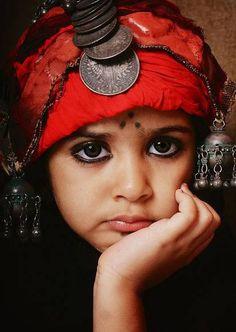 Saudi Arabian girl